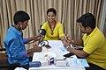 Blood Pressure And Blood Glucose Test - Health Check-up Camp - NCSM - Salt Lake City - Kolkata 2017-06-21 2951.JPG