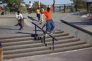 Slide (skateboarding) Technique in skateboarding