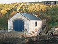 Boathouse at Ballintoy Harbour - geograph.org.uk - 425121.jpg
