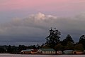 Boatsheds and Clouds (24664105232).jpg