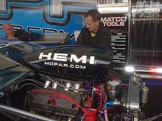 Bob Glidden American racing driver