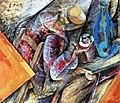 Boccioni - The Drinker (study), 1914.jpg