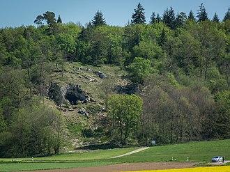 Caves and Ice Age Art in the Swabian Jura - Bocksteinhöhle