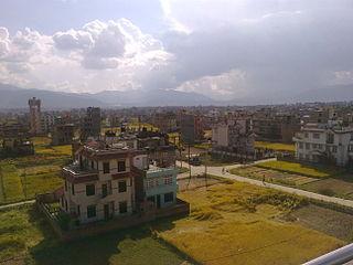 Bode, Nepal Municipality in Bagmati Zone, Nepal