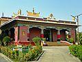 Bodhgaya 10a - Shechen Tennyi Dargyeling (33271650146).jpg