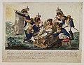 Bodleian Libraries, - Napoleon Bonaparte premier consul s'est rendu à Notre Dame pour y entendre la Sainte Messe célébrée par le Cardinal Ca 38.jpg