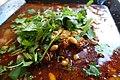 Boiled beef in spicy sauce @ Restaurant Les Saveurs du Sichuan @ Paris (34468605914).jpg