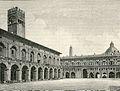 Bologna piazza Vittorio Emanuele xilografia.jpg