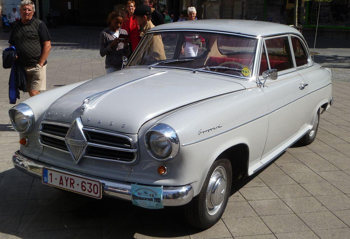 Borgward – Wikipedia