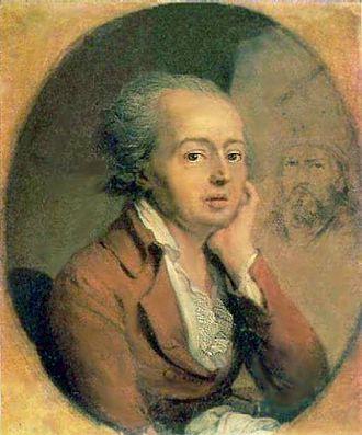 Vladimir Borovikovsky - Image: Borovikovsly Levitzky