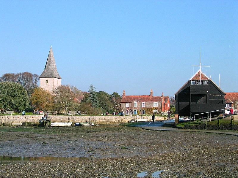File:Bosham Harbour.JPG