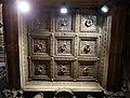 Bottega di Luca della Robbia, soffitto mosaicato della cappella dell'annunziata, 1447-48, 00.jpg