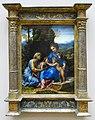 Bottega di raffaello (o giulio romano), piccola sacra famiglia, 1519 ca..JPG