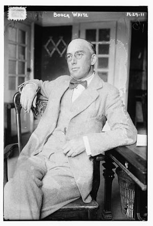 Bouck White - Bouck White circa 1915-1916