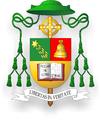 Bp of Ossory COA.png