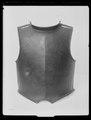 Bröstharnesk, karolinsk typ 1600-talets andra hälft - Livrustkammaren - 2271.tif