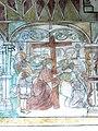 Brøns kirke - Wandmalerei 9 - Veronica.jpg