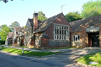 Bradfield College - Bradfield College buildings