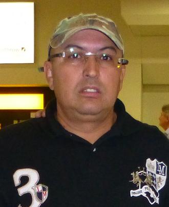 Brahim Boutayeb - Boutayeb in 2012