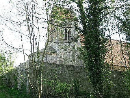 Église Saint-Martin de Breny