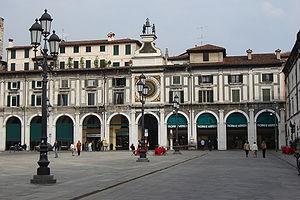 Brescia piazzaLoggia