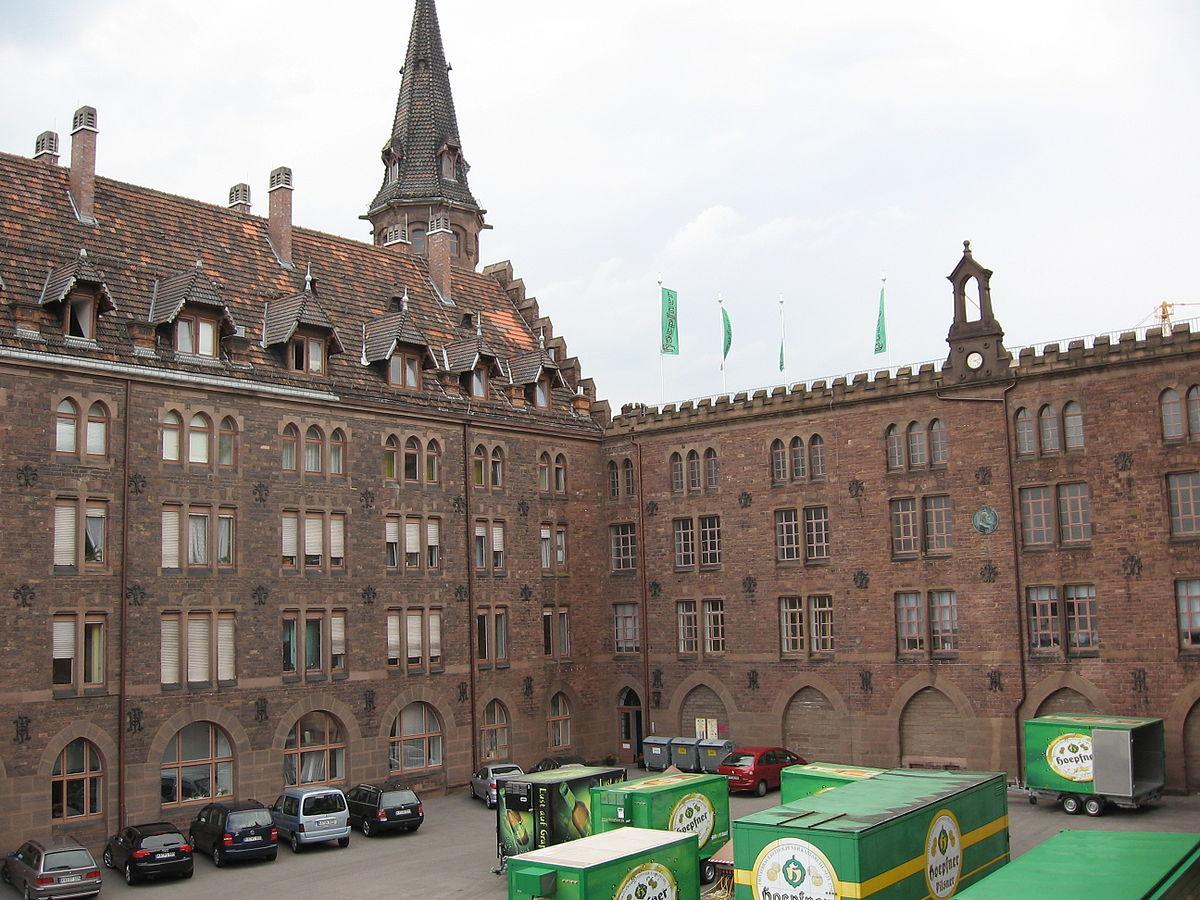 Brauerei In Karlsruhe