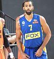 Brian Randle Maccabi.JPG
