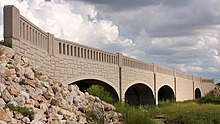 Bridge Over South Fork Brushy Creek on Mel Mathis Blvd.jpg