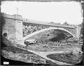 Bridge across Rock Creek, on Line of Penn. Ave., carrying Washington Aqueduct. - NARA - 528917.tif