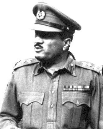 Mohammad Abbas Baig - Brigadier Mohammad Abbas Baig in 1953.