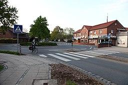 Syker Straße in Stuhr