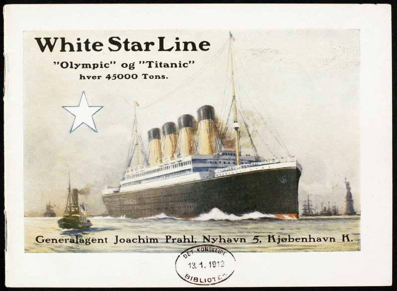 "File:Brochure for White Star Line's Two Ships ""Olympic"" and ""Titanic"" WDL11257.pdf"