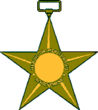 Bronze Star Medal - Image: Bronze Star Medal Reverse