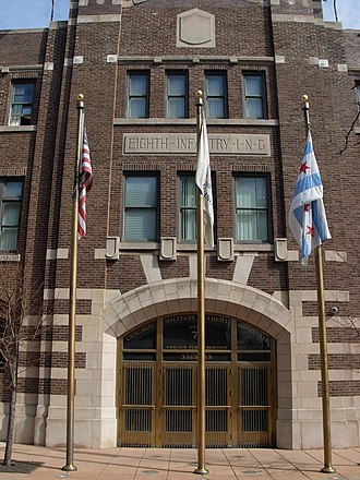 Chicago Public Schools - Chicago Military Academy at Bronzeville