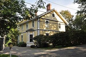 Charles Heath House - Image: Brookline MA Charles Heath House