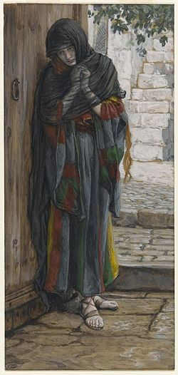 Brooklyn Museum - The Repentant Mary Magdalene (Madeleine répentante) - James Tissot - overall.jpg