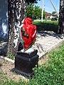 Brotherhood grave of Soviet soldiers in Pivdenne (23 burieds) (3).jpg