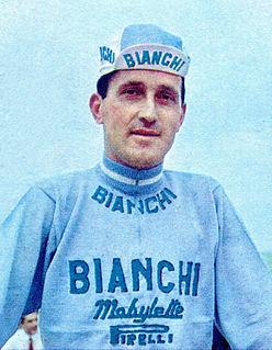 Bruno Mealli Italian cyclist