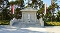 Brzoza - na pomniku jest napisane, Naszym Bohaterom Poległym w Brzozie w Styczniu 1919 r - panoramio.jpg