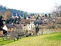 Bucey-les-Gy. Vue Ouest du village. 2016-03-18.JPG