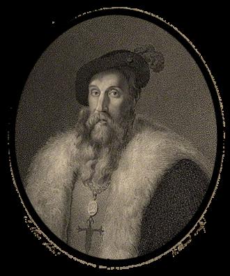Humphrey Stafford, 1st Duke of Buckingham - Humphrey Stafford, Duke of Buckingham, by William Bond, after Joseph Allen.