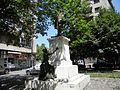 Bucuresti, Romania, Str. Vasile Lascar sect.2; Statuia lui Vasile Lascar; B-III-m-B-20001.JPG