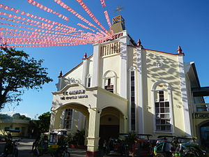 Bugallon, Pangasinan - St. Andrew the Apostle Church