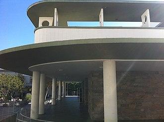 Bullock's Pasadena - Bullock's Pasadena, looking east