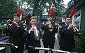 Bundesarchiv B 145 Bild-F078947-0018, Goldene Hochzeit mit Bergmannskapelle.jpg
