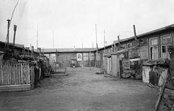 Bildresultat för flüchtlingsklager Eckernförde 1955