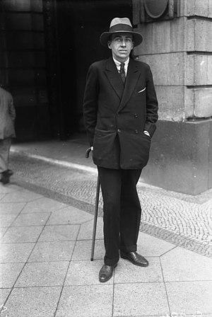 Cornelius Vanderbilt IV - Image: Bundesarchiv Bild 102 00023, Cornelius Vanderbilt jr