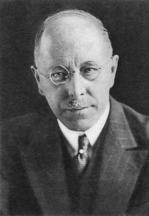Carl Heinrich Becker - Carl Heinrich Becker