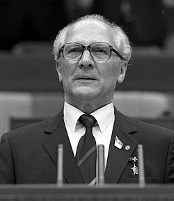 Еріх ГонеккерErich Honecker