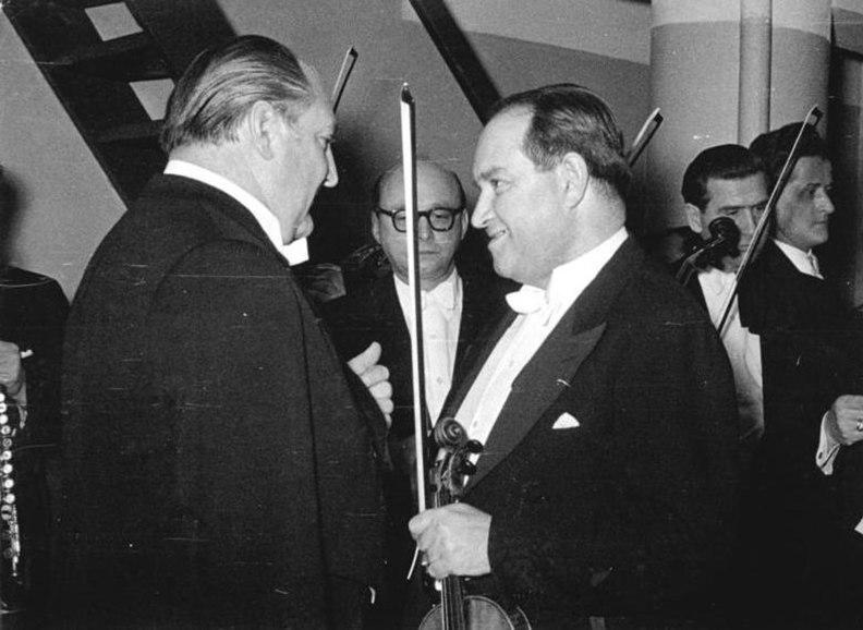 David & Igor Oistrach - Pablo de Sarasate / Henryk Wieniawski* Henri Wieniawski - Navarra / Drei Etudes Caprices Aus Op. 18